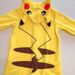 Pokemon Costumes - Pokémon Pikachu Costume Pajamas